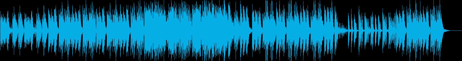 マーチ/コミカル/ゲーム/リコーダーの再生済みの波形