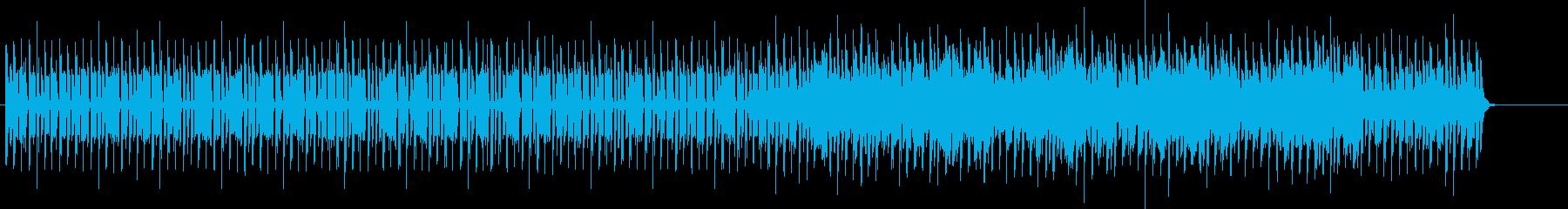 タイトなリズムで浮遊しながらグルーヴするの再生済みの波形