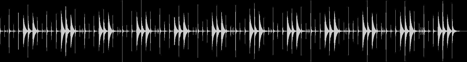 ラテンサルタリーパーカッショングロ...の未再生の波形