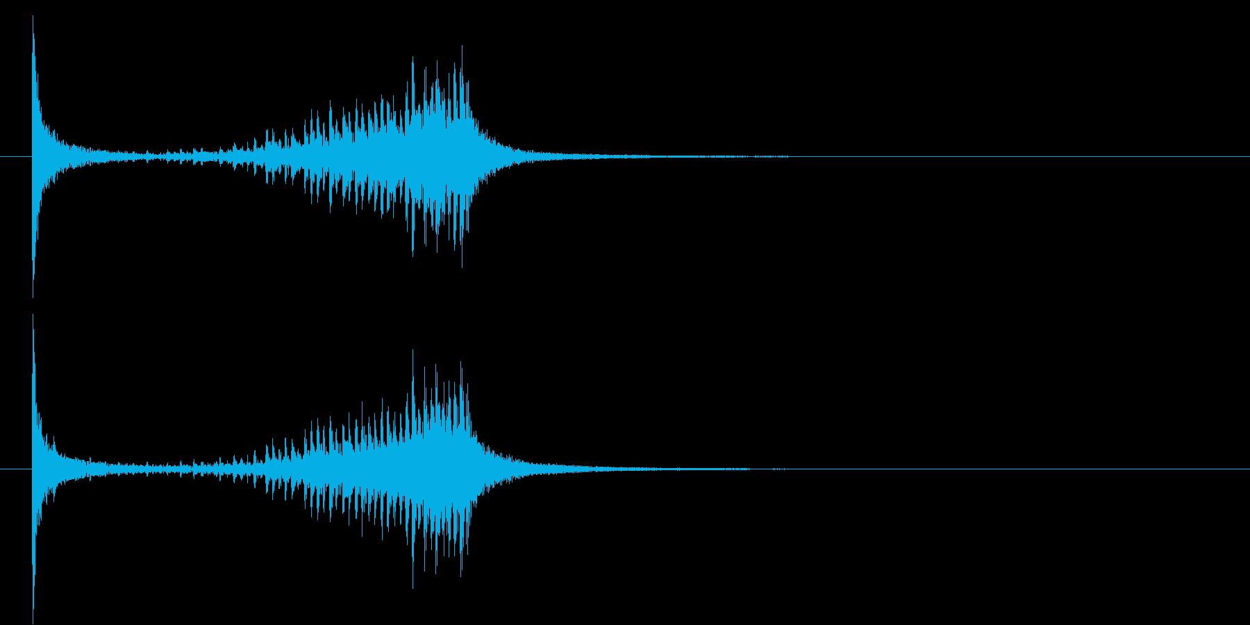 Timpani:G Roll Wi...の再生済みの波形