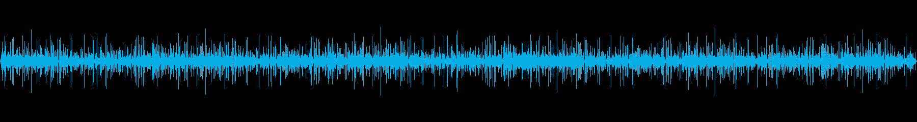 薪の炎-2の再生済みの波形