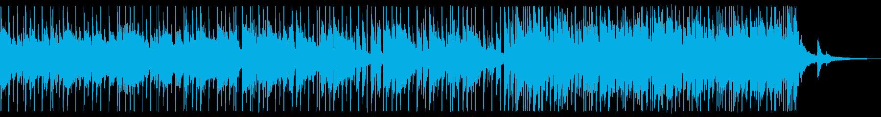 煌びやか/夜景/ディスコ_No694_2の再生済みの波形