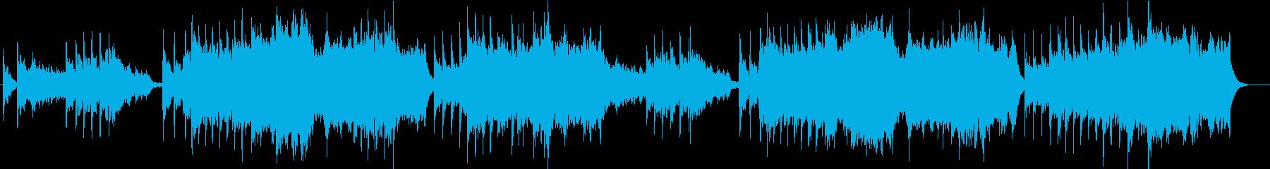 トロイメライ オルゴールオーケストラの再生済みの波形