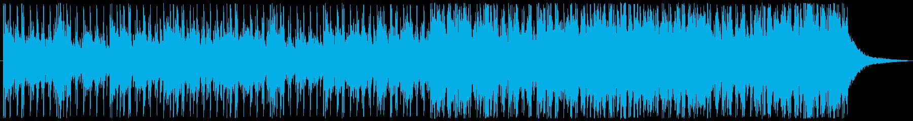 アンビエント 実験的な 緊張感 フ...の再生済みの波形