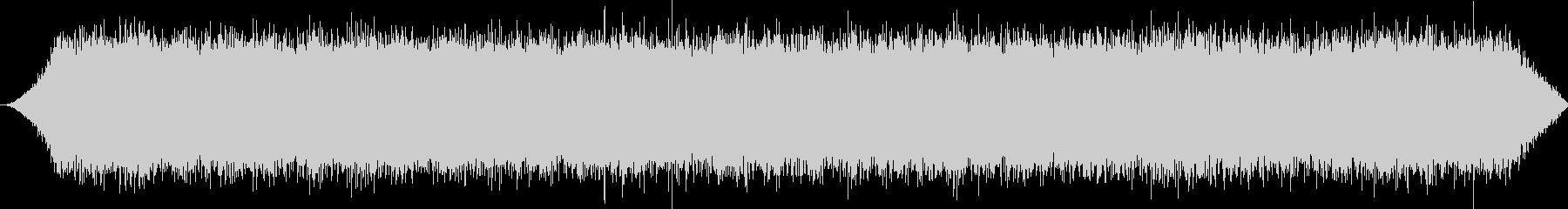 小型ラジオ目覚まし時計:信号干渉、...の未再生の波形