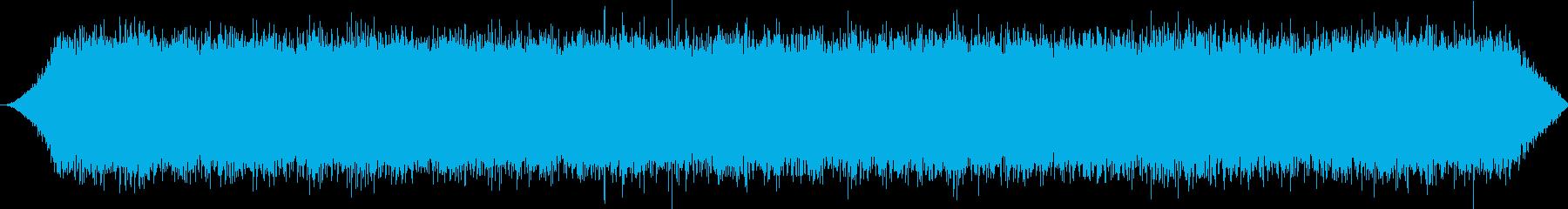 小型ラジオ目覚まし時計:信号干渉、...の再生済みの波形
