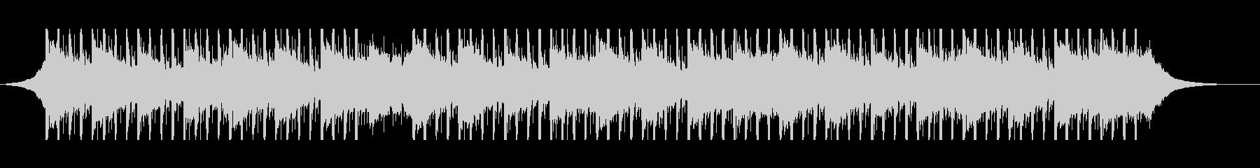 インタビュー(60秒)の未再生の波形