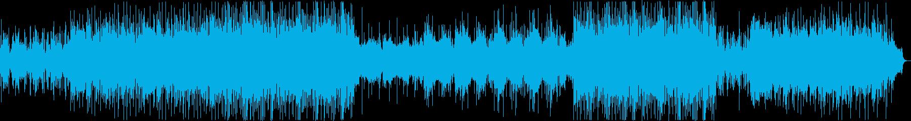 法人 サスペンス 技術的な 感情的...の再生済みの波形