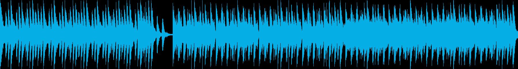 コミカルオーケストラ/静かめループ仕様の再生済みの波形