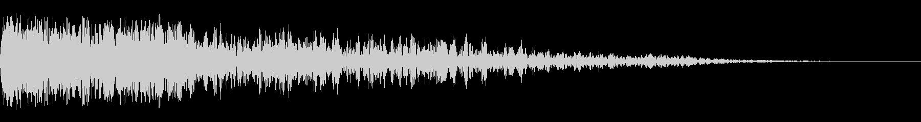 ディープメタリックインパクト2の未再生の波形