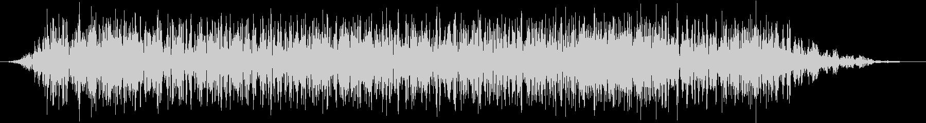 モンスター 悲鳴 49の未再生の波形
