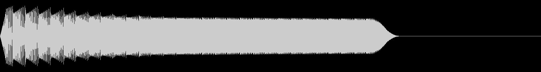 ビー!(ノイズ/騒音/エラー/ファミコンの未再生の波形