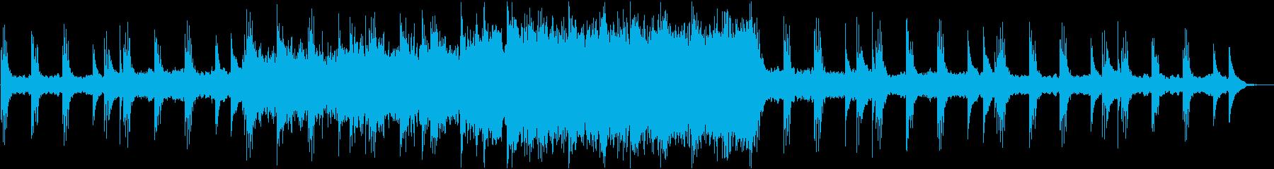 映画/壮大/電子音/未来/幕開け/始まりの再生済みの波形