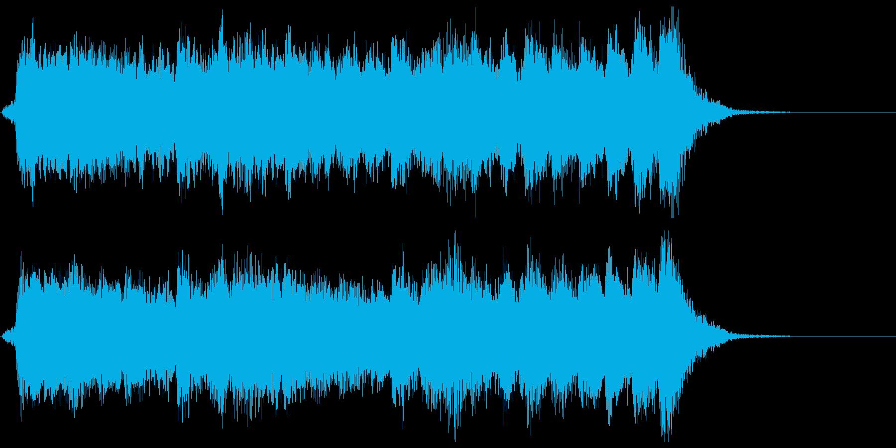 豪華な開幕!フルオケジングル合唱付の再生済みの波形