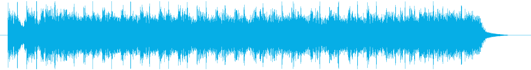 Jingle 6 | Rock for soccer and sports's reproduced waveform