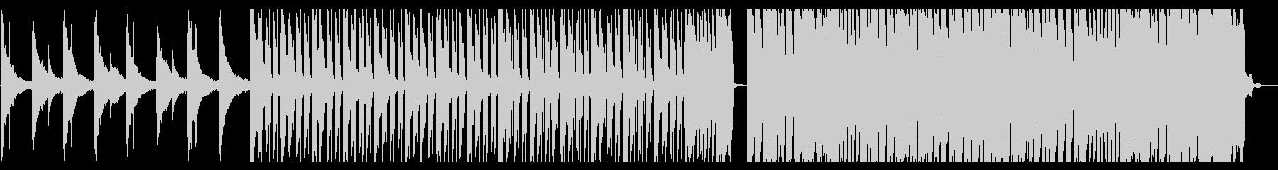 爽やか/トロピカルポップ_No389_2の未再生の波形