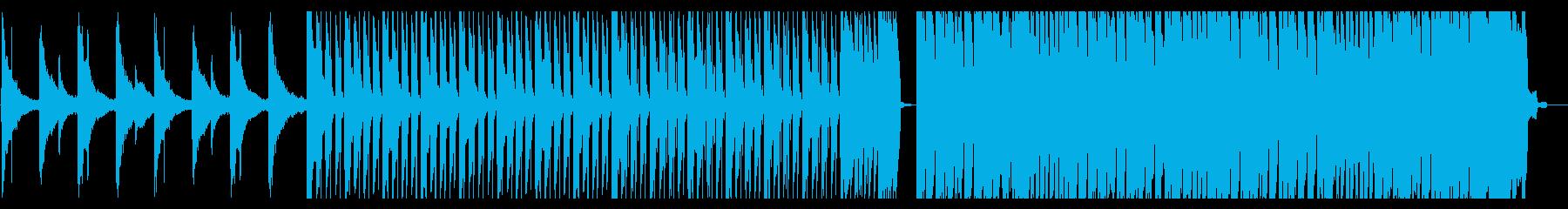 爽やか/トロピカルポップ_No389_2の再生済みの波形