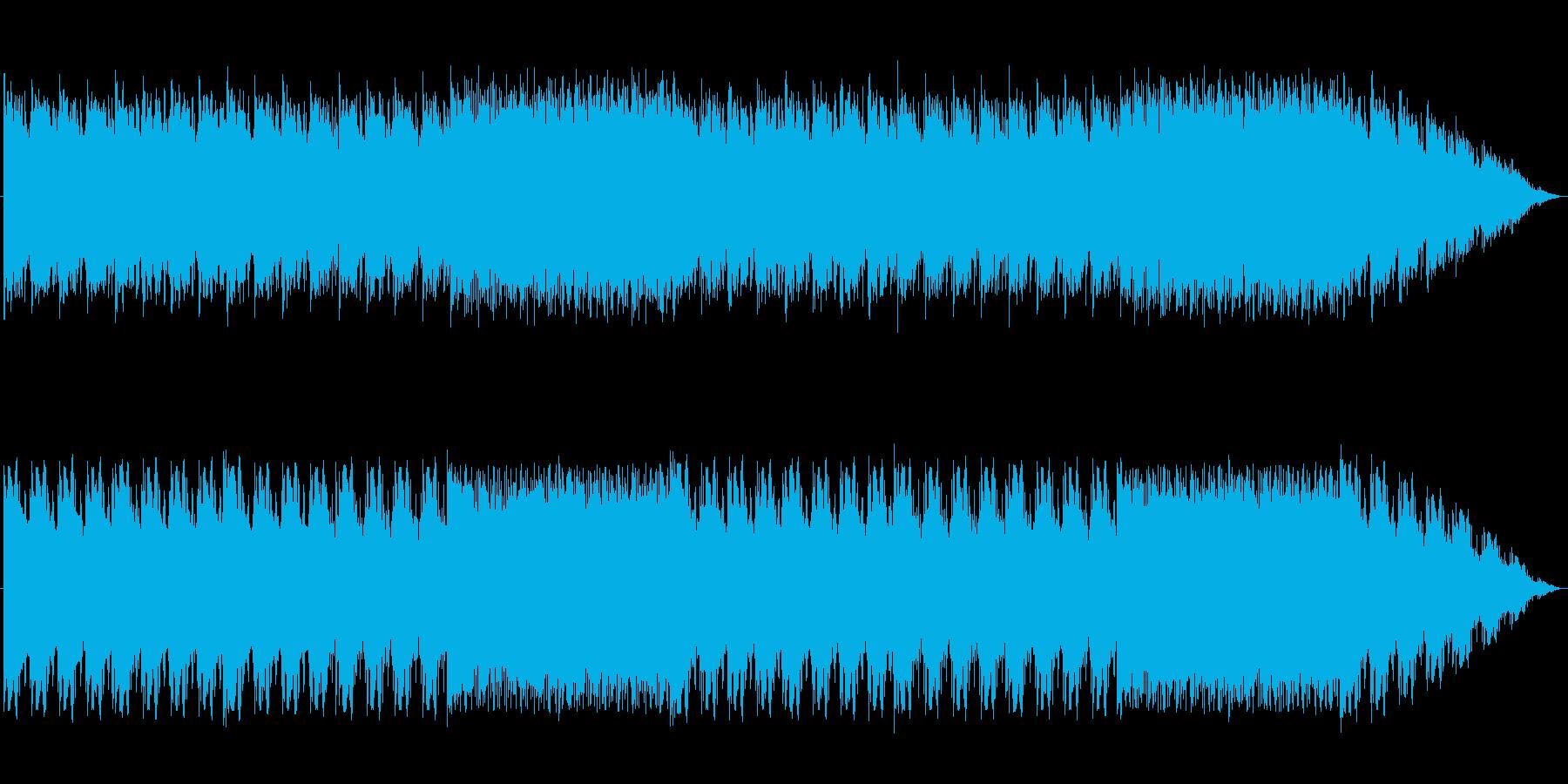 変身 超能力 超科学 サイバーパンクの再生済みの波形