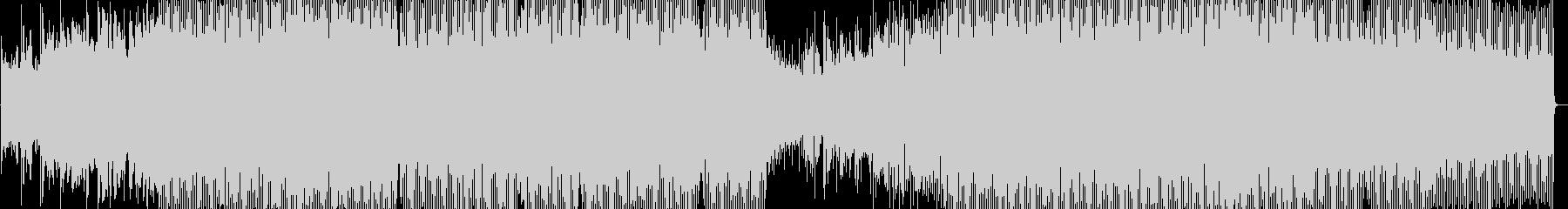 メロディック、スケール、アルペジオ...の未再生の波形