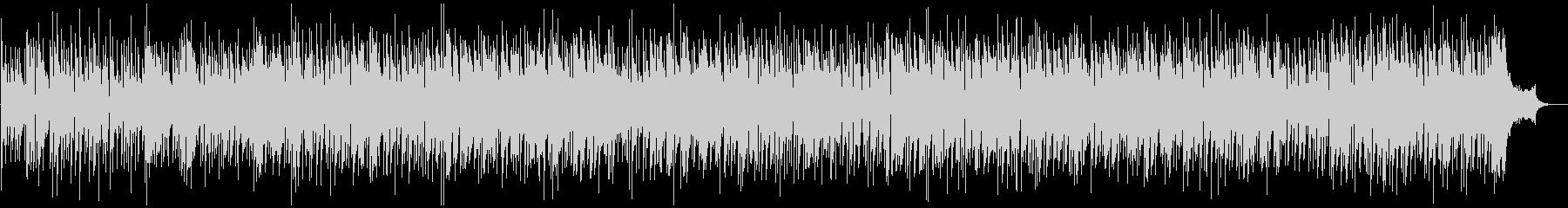 ブルージーなフィドルの未再生の波形