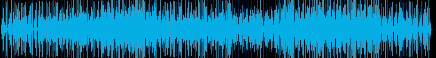 ファンク ゆっくり 魅惑 緊張感 ...の再生済みの波形