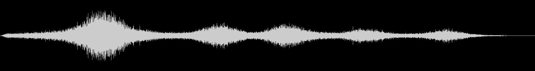 【生録音】 早朝の街 交通 環境音 28の未再生の波形