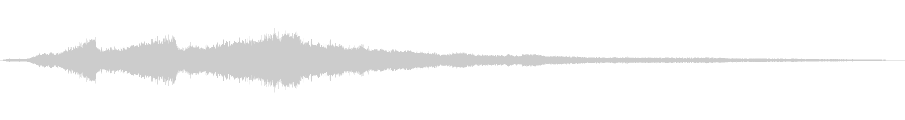 車 Camaro Accelera...の未再生の波形