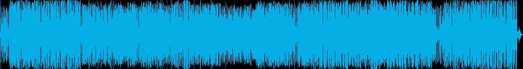ジャズクラブ。マーチスネア。の再生済みの波形