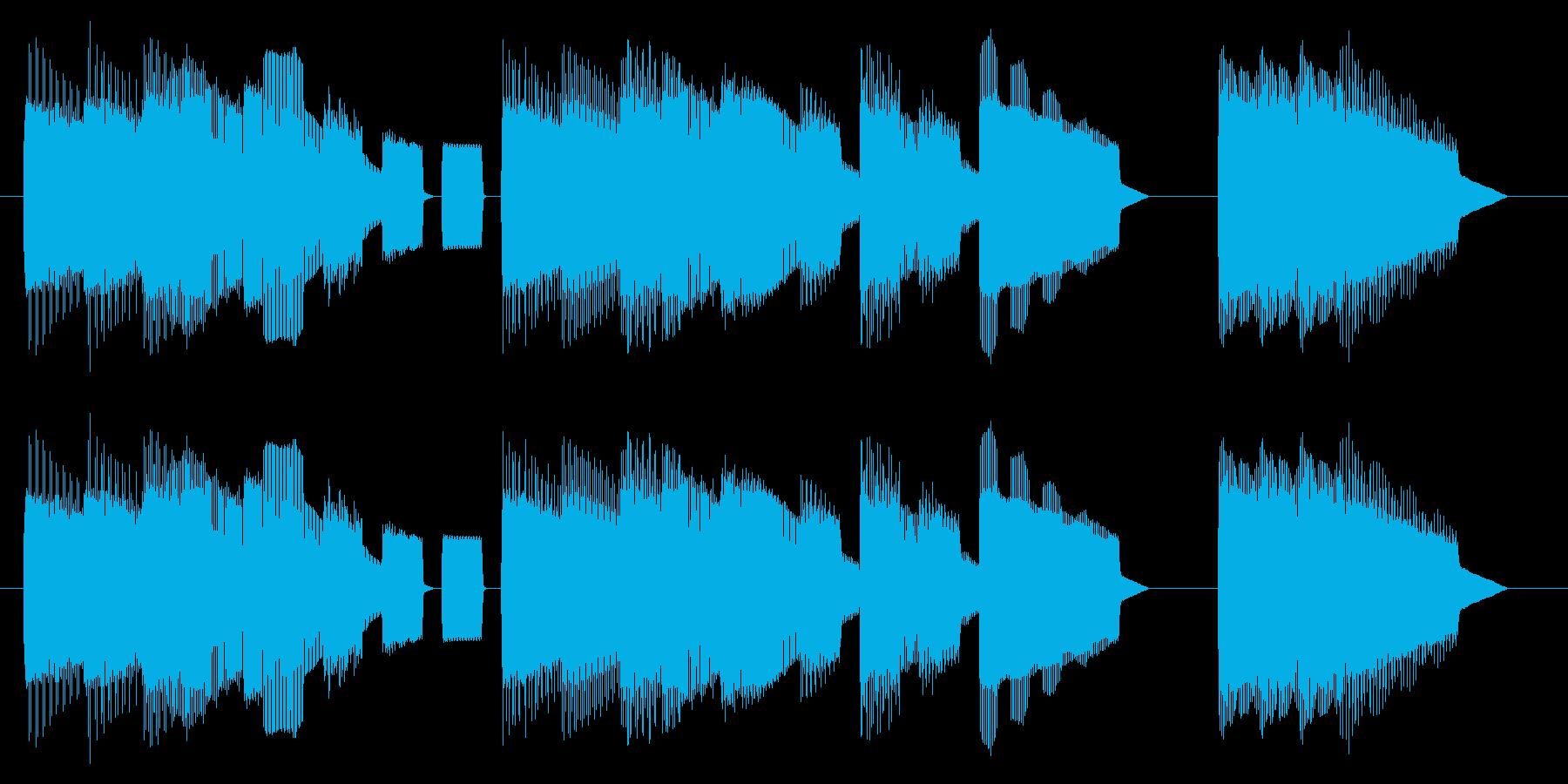 NES STG B04-2(クリア1)の再生済みの波形