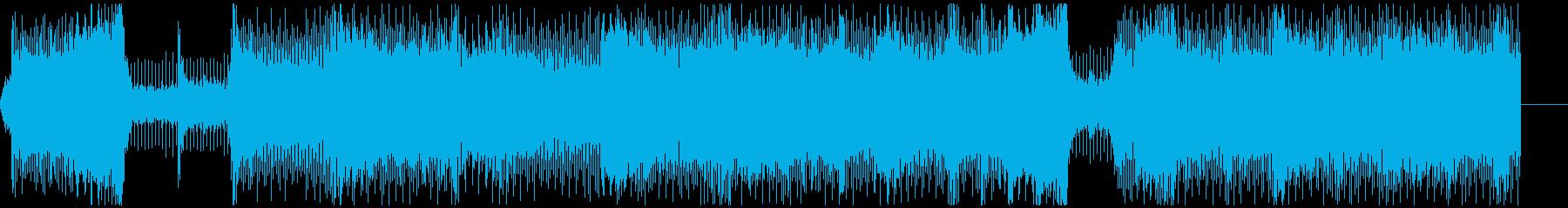 エネルギッシュ、エッジの効いた、ポ...の再生済みの波形