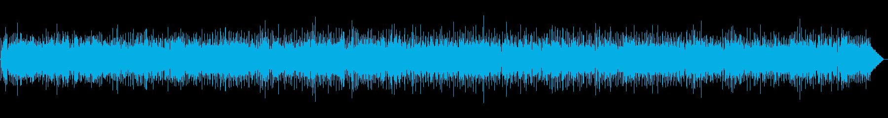 BGM|盛り上がる!超絶かっこいいロックの再生済みの波形