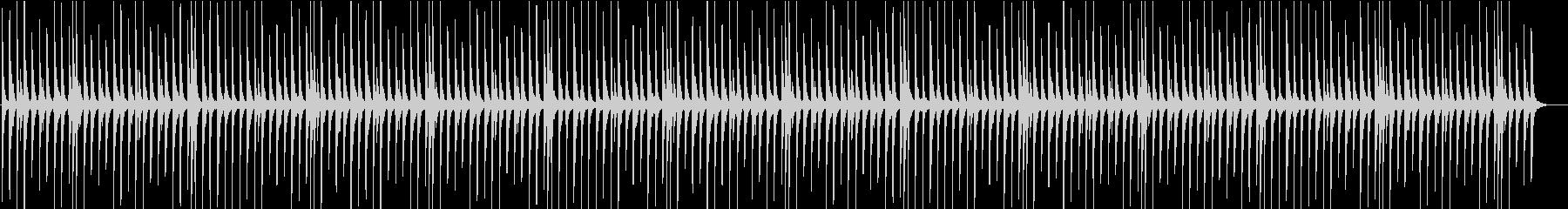 沖縄民謡「てぃんさぐぬ花」三線のみの未再生の波形