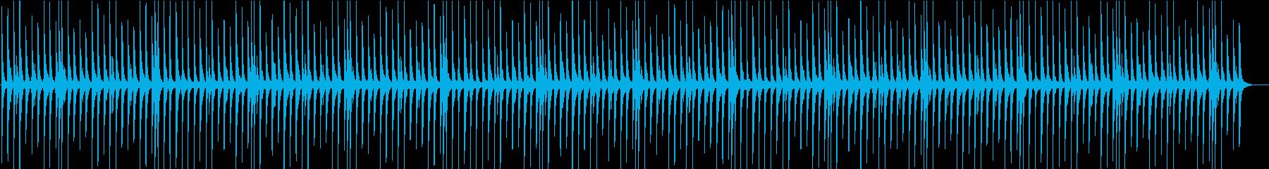 沖縄民謡「てぃんさぐぬ花」三線のみの再生済みの波形