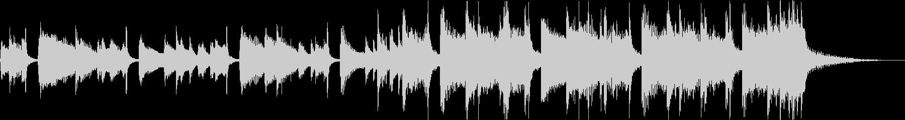 アコギヒップホップ感動洋楽コーポレートdの未再生の波形