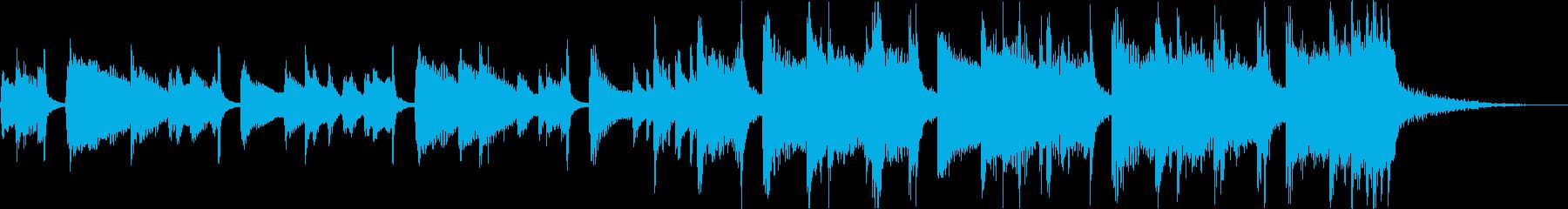 アコギヒップホップ感動洋楽コーポレートdの再生済みの波形