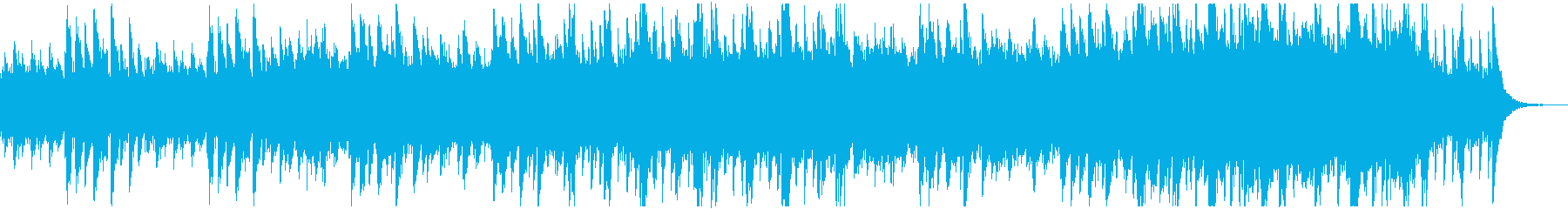 Sad and pitiful magnificent piano strings's reproduced waveform