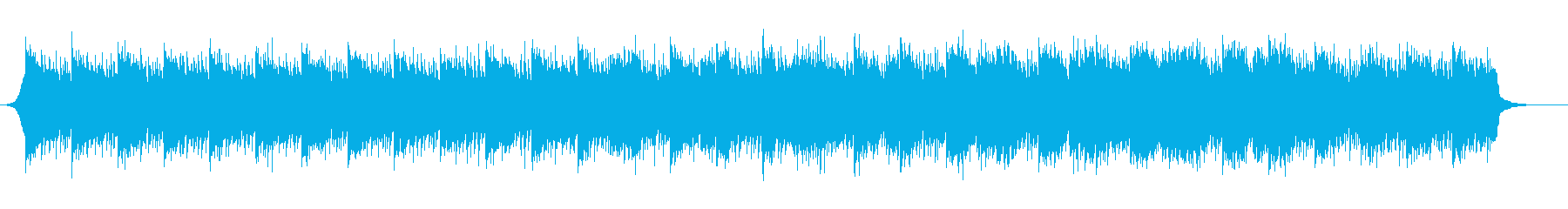 【リズム抜】落ち着いた夏のコーポレート系の再生済みの波形
