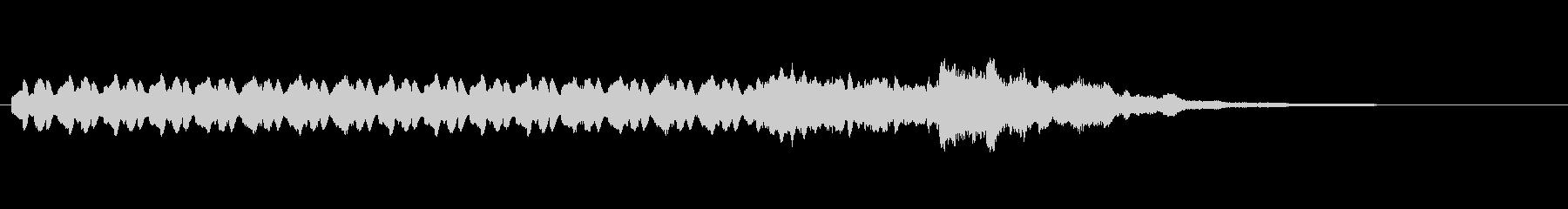 シンセサイザー、ピアノ、雰囲気のあ...の未再生の波形