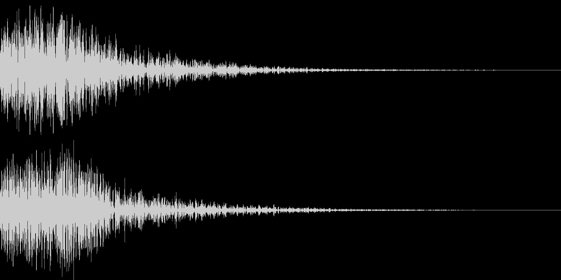 CINEMATIC HITS_06の未再生の波形