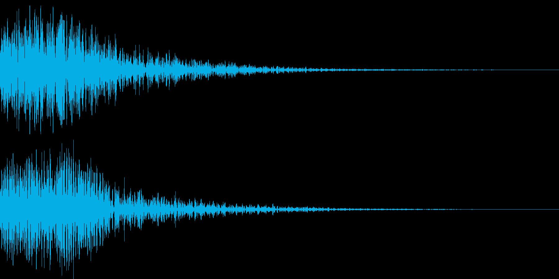 CINEMATIC HITS_06の再生済みの波形