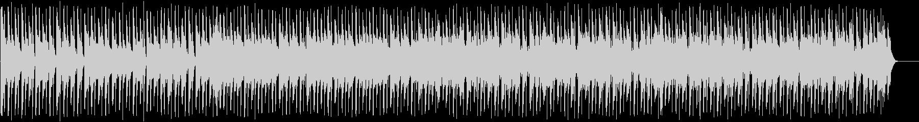 きらびやかなファンクディスコ_612_2の未再生の波形