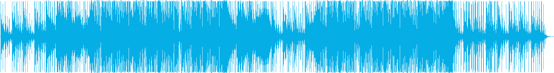 Trap beat using voice material's reproduced waveform