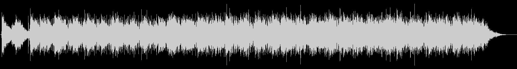 フレンチポップなトランペットインストの未再生の波形