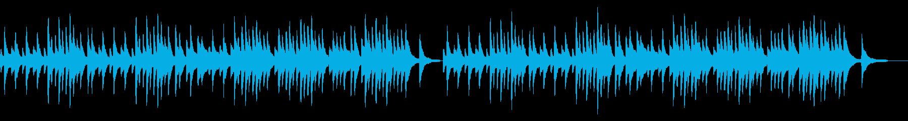 ジムノペディ第一番/サティ【ピアノソロ】の再生済みの波形