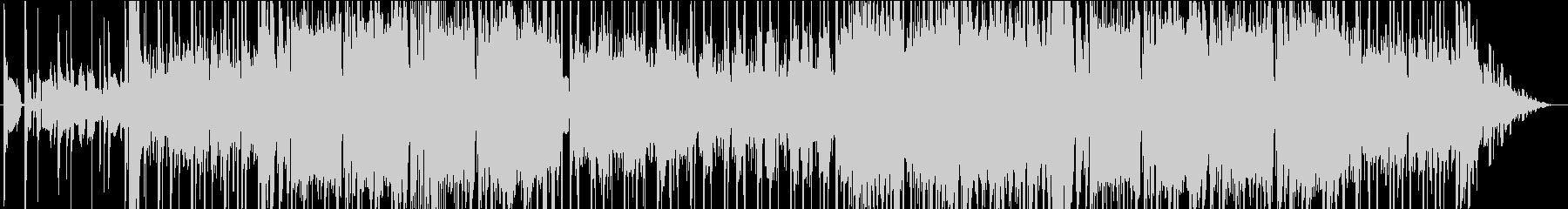 アコーディオンのLofihiphopの未再生の波形