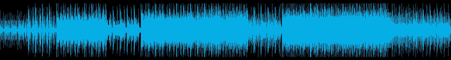 【ループ版】企業VP・CM …穏やかの再生済みの波形