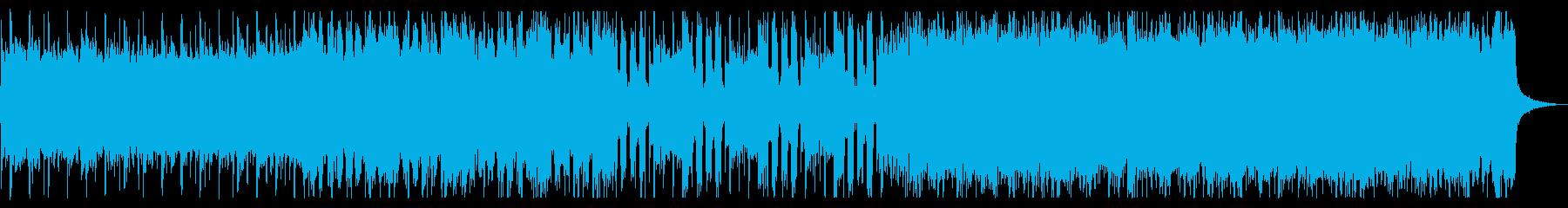 疾走感/パワー/ロック_No463_3の再生済みの波形