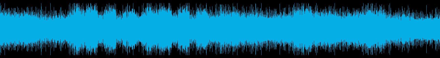 U2風の叙情的で切ないギターロックの再生済みの波形