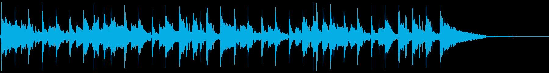 おしゃれロック♪企業VP・映像ジングル2の再生済みの波形