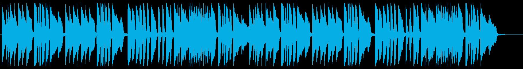 すいかの名産地 ピアノver.の再生済みの波形